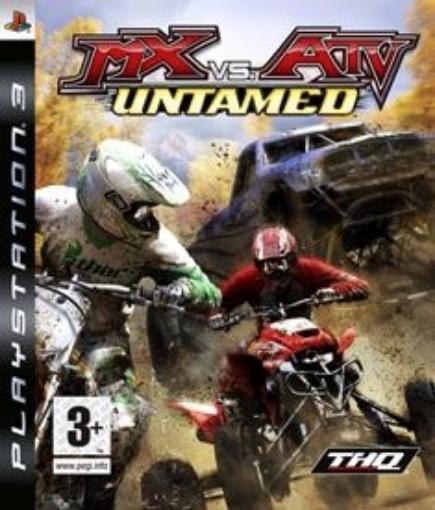 תמונה של PS3 MX vs ATV Untamed