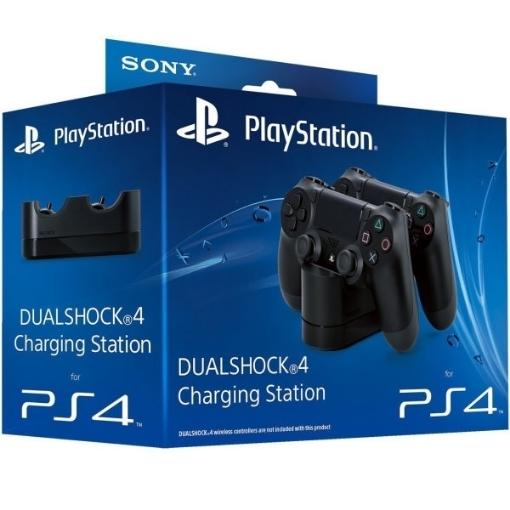 תמונה של SONY Playstation 4 – Dualshock 4 Charging Station מטען כפול