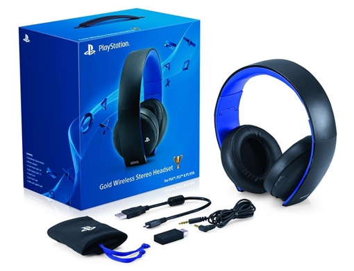 Picture of Sony PS4 Wireless Headset 7.1