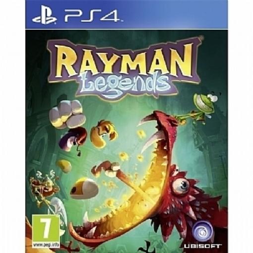 תמונה של PS4-Rayman Legends
