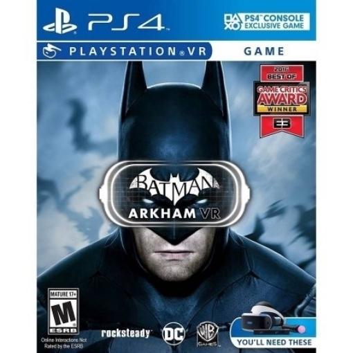 Picture of PS4 Batman Arkham VR