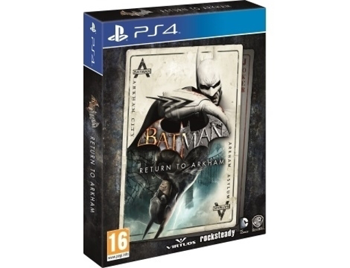 Picture of PS4 Batman: Return to Arkham