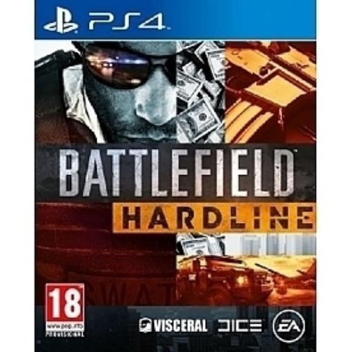 תמונה של PS4 battlefield hardline