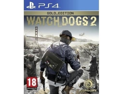 תמונה של Ps4 Watch Dogs 2 – Gold edition