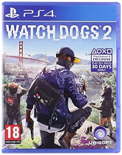 Picture of PS4 Watch Dogs 2