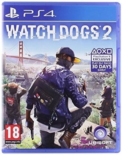 תמונה של PS4 Watch Dogs 2