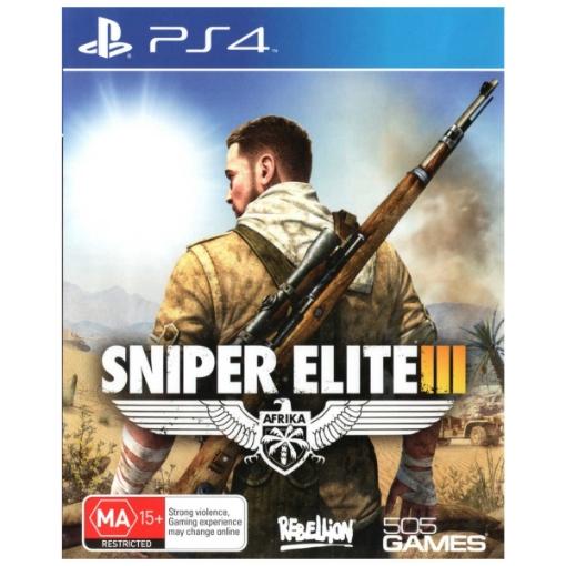 תמונה של PS4 Sniper Elite 3 Ultimate edition