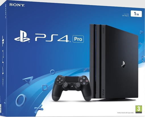 Picture of Sony Playstation 4 Pro 1T