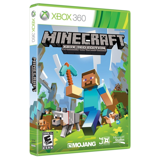 Picture of XBOX 360 minecraft