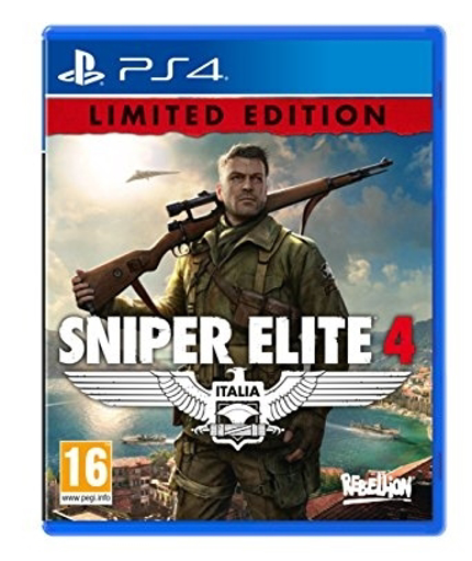 תמונה של Ps4 sniper elite 4