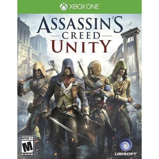 תמונה של XBOX ONE  Assassin's Creed Unity