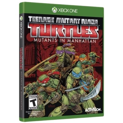 תמונה של Xbox one Teenage Mutant Ninja Turtles: Mutants in Manhattan