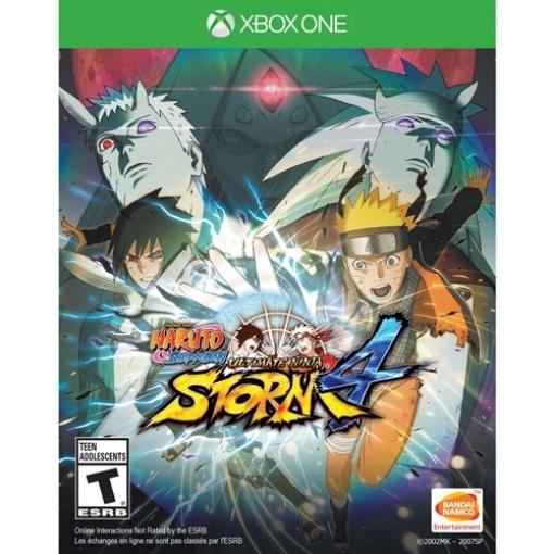 תמונה של Xbox one Naruto Shippuden Ultimate Ninja Storm 4