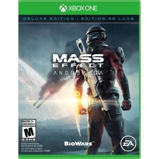תמונה של Xbox one Mass Effect: Andromeda Deluxe Edition