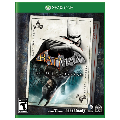 Picture of Xbox one Batman: Return to Arkham