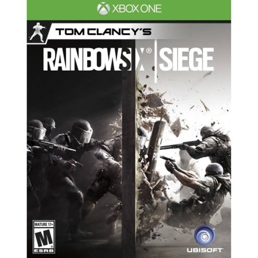 Picture of Xbox one rainbow six siege ps4