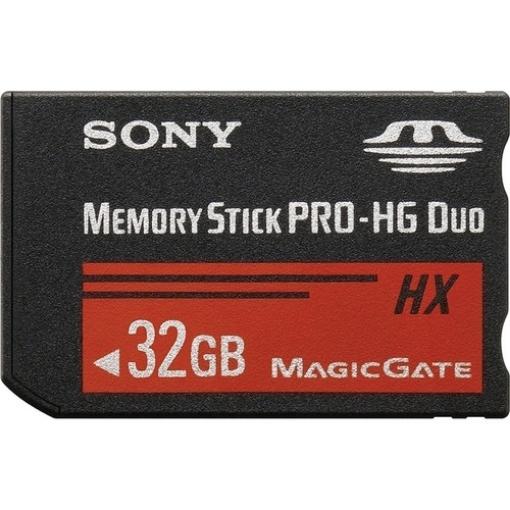 תמונה של כרטיס זיכרון  Sony Memory Stick PRO Duo™ 32GB