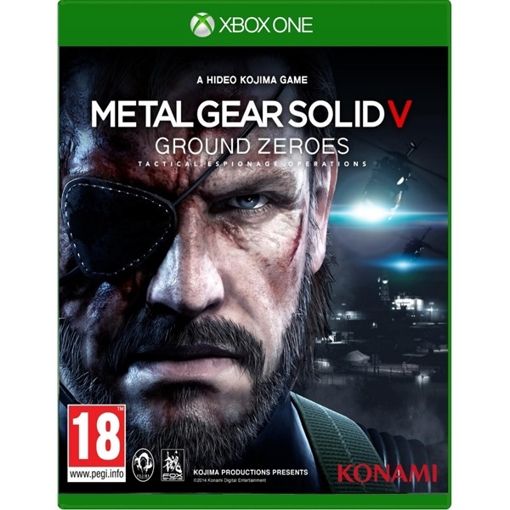 Picture of XBOX ONE – Metal Gear Solid V