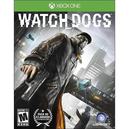 Picture of XBOX ONE - Watch Dogs
