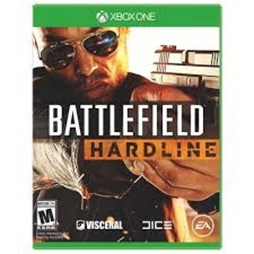 תמונה של XBOX ONE battlefield hardline