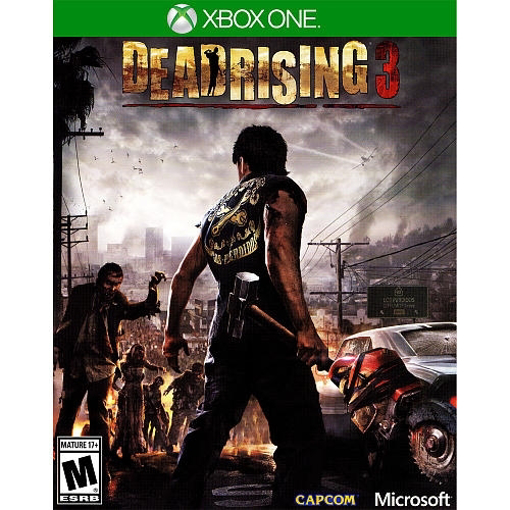 Picture of XBOX ONE Dead Rising 3