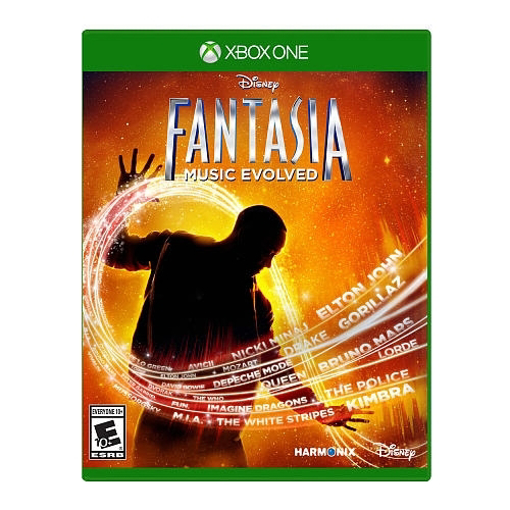 תמונה של XBOX ONE Fantasia Music Evolved אירופאי!