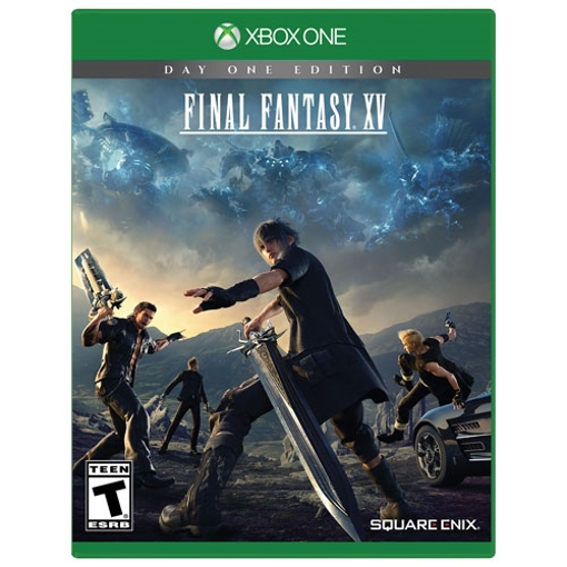 Picture of XBOX ONE Final Fantasy xv day one edition