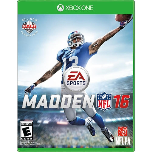 Picture of XBOX ONE MADDEN NFL 16 אירופאי!