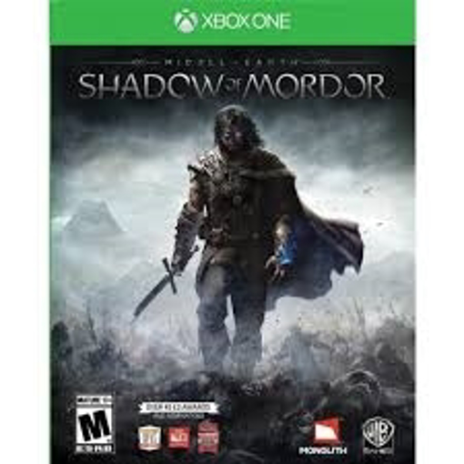 תמונה של XBOX ONE Middle Earth: Shadow of Mordor