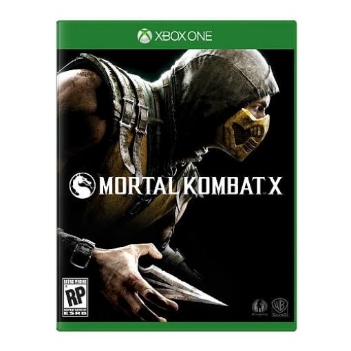 תמונה של XBOX ONE mortal kombat x!