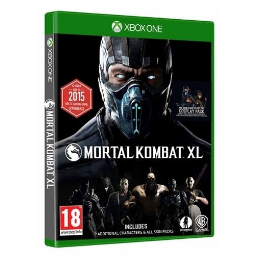 תמונה של XBOX ONE mortal kombat XL
