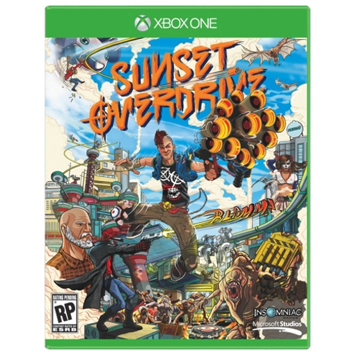 Picture of Xbox One Sunset Overdrive