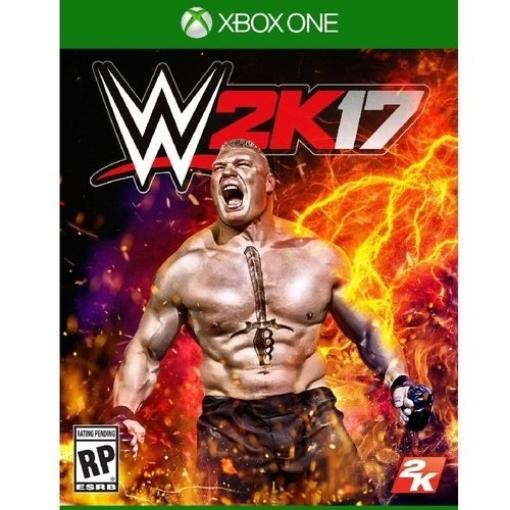 תמונה של XBOX ONE WWE 2K17