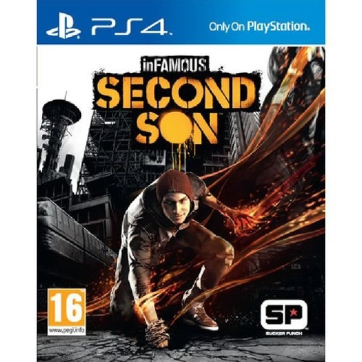 Picture of Playstation 4 NFAMOUS SECOND SON