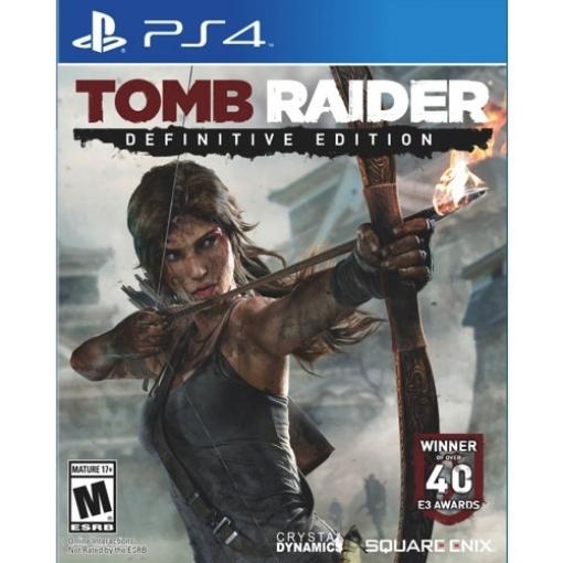 תמונה של Playstation 4 Tomb Raider: Definitive