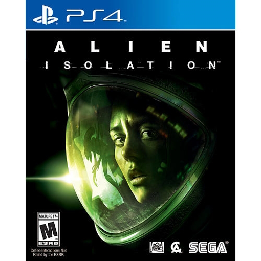 Picture of ps4 Alien Isolation