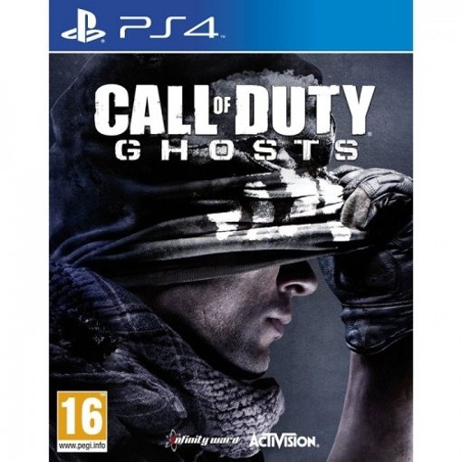 תמונה של PS4 Call of Duty Ghosts