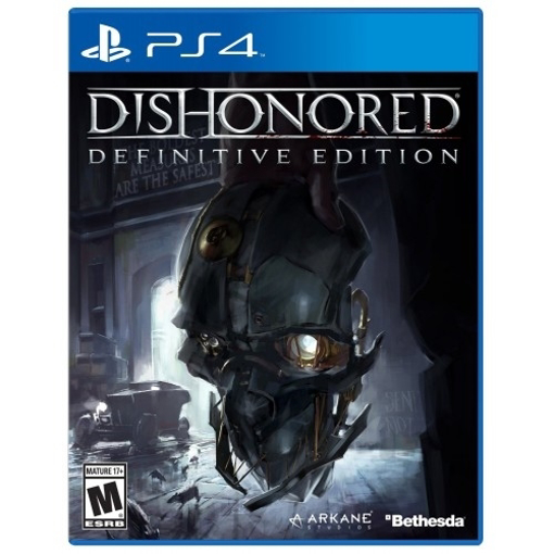 Picture of Dishonored Definitive Edition PS4