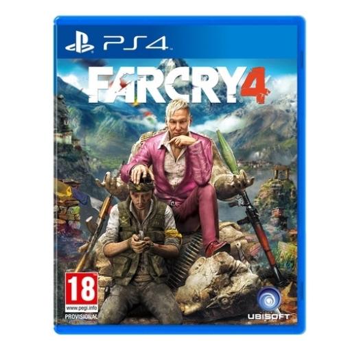 תמונה של PS4 FarCry 4