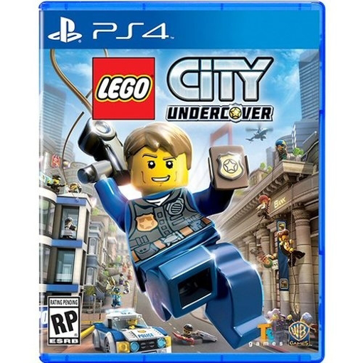 Picture of ps4 lego city undercover