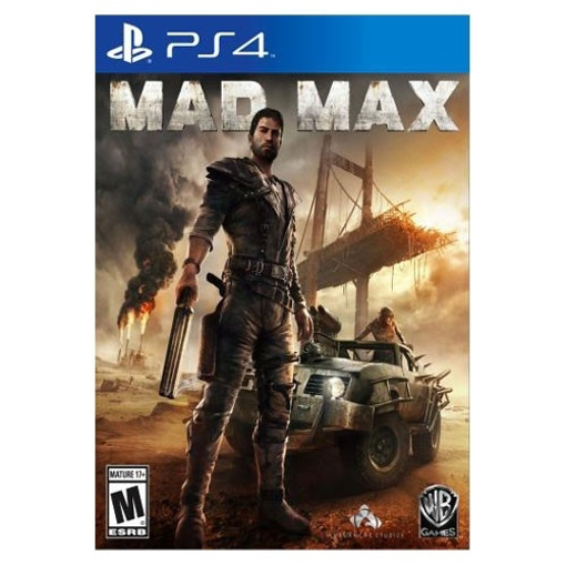 Picture of PS4 MAD MAX