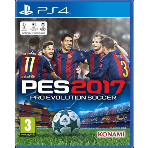 Picture of PS4 Pro Evolution Soccer 2017