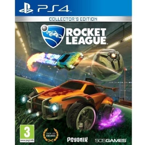 תמונה של PS4 Rocket League