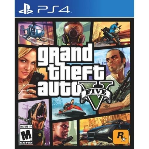 תמונה של PS4 gta grand theft auto v