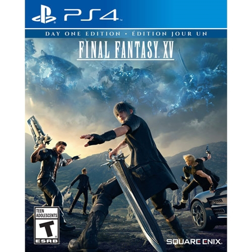 Picture of PS4 Final Fantasy XV Day One Edition
