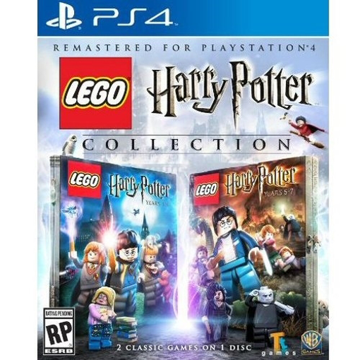 Picture of PS4 Lego Harry Potter Collection