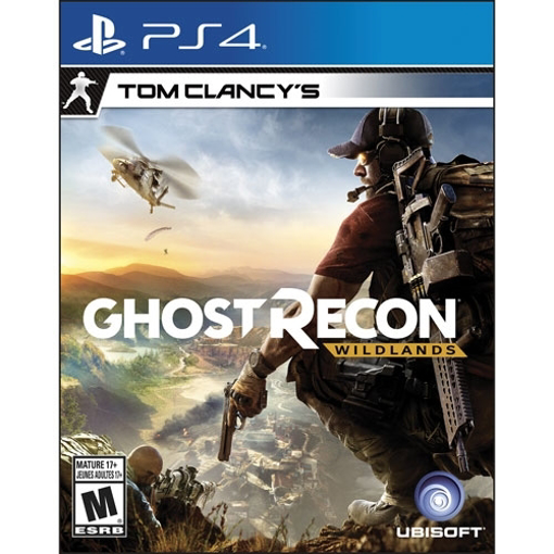 Picture of PS4 Tom Clancy's GHOST RECON WILDLANDS