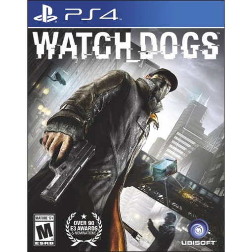 Picture of PS4 Watch Dogs
