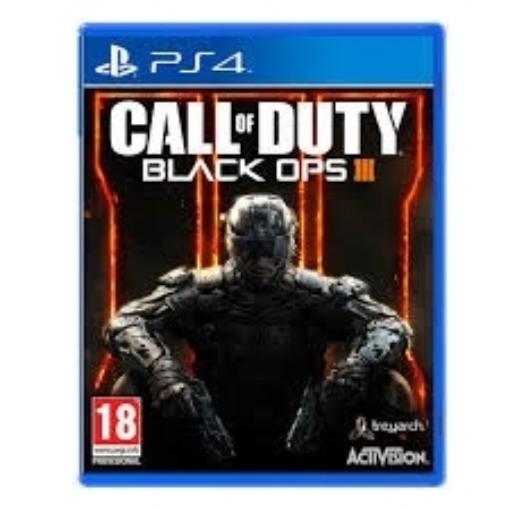 תמונה של PS4 call of duty black ops 3