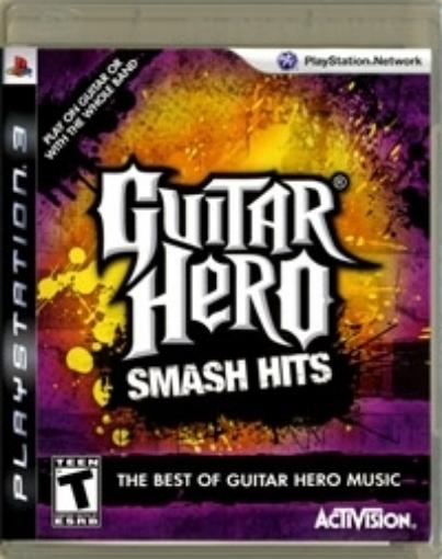 תמונה של PS3 Guitar Hero: Greatest Hits
